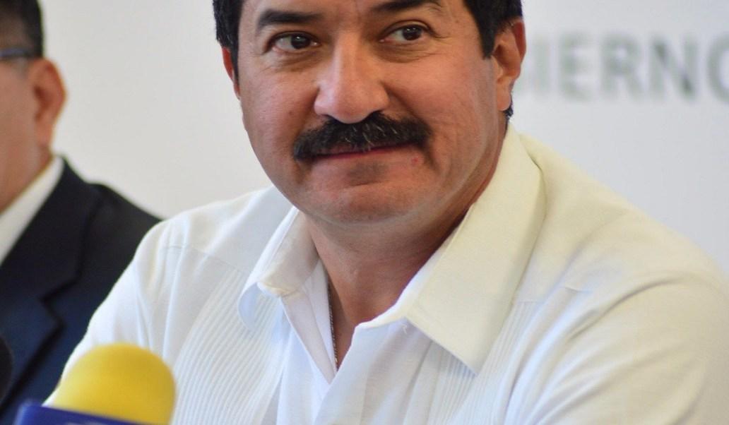 Javier Corral, gobernador de Chihuahua. (Twitter: @ComSocChih)