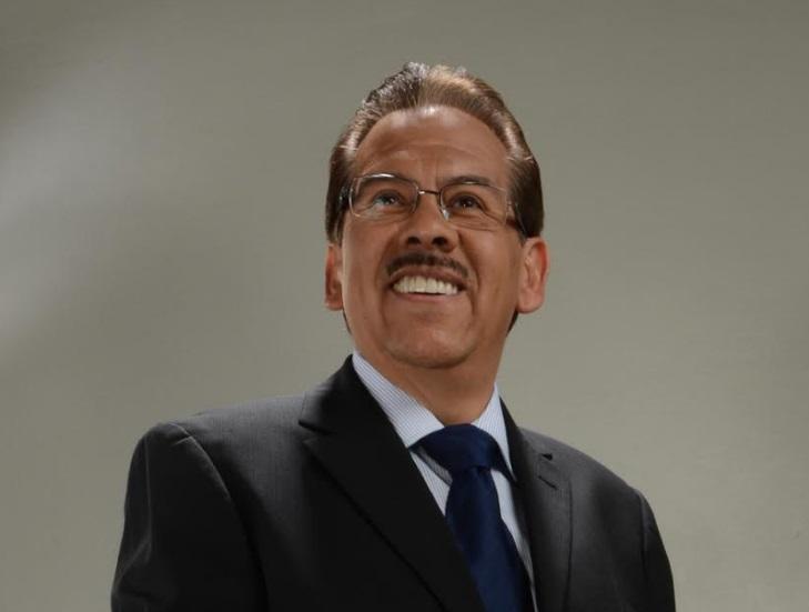 Joaquín Roldan, director general de Lucha Libre AAA (Foto: AAA)