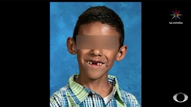 Jonathan Martínez, víctima de tiroteo en San Bernardino, California. (Noticieros Televisa)