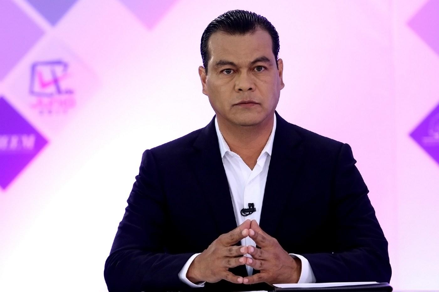 Juan Zepeda, candidato del PRD a la gubernatura del Estado de México. (Notimex)