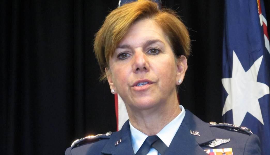 Lori Robinson, jefa del Comando Norte (Northcom) de Estados Unidos (AP, archivo)