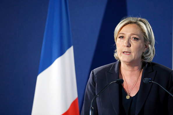 Marine Le Pen. (Getty Images)