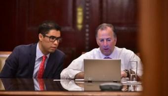 José Antonio Meade dice que más contribuyentes cumplen con su declaración anual (Twitter @SHCP_mx)