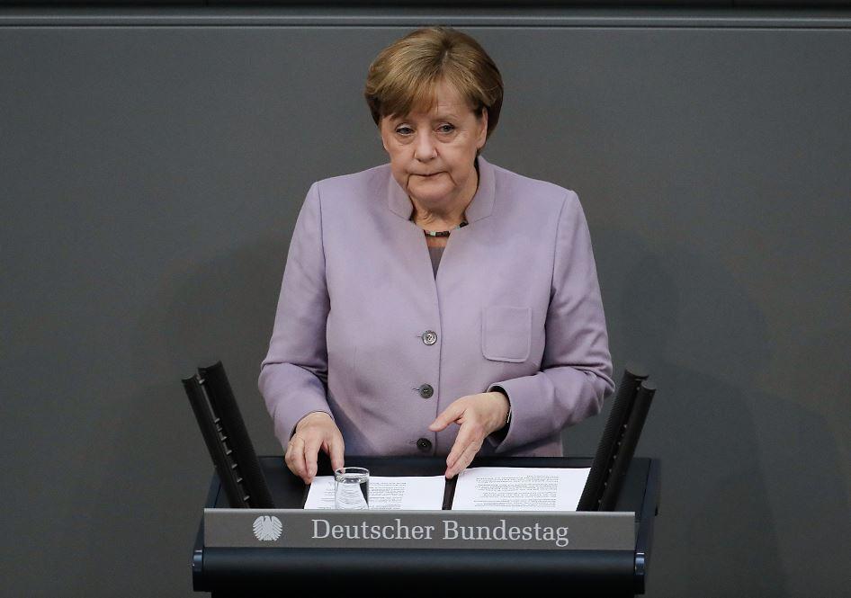 May dice de que la postura de Merkel augura unas