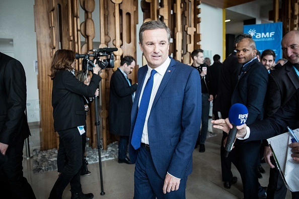 Nicolas Dupont Aignan. (Getty Images)