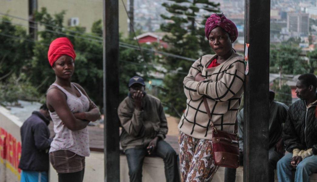 Las autoridades estiman que alrededor de 27 albergues siguen dando refugio a cientos de haitianos en Tijuana, Baja California (Notimex)