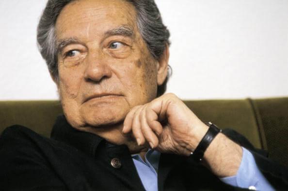 Octavio Paz, Premio Nobel de Literatura de México. (Getty images, archivo)