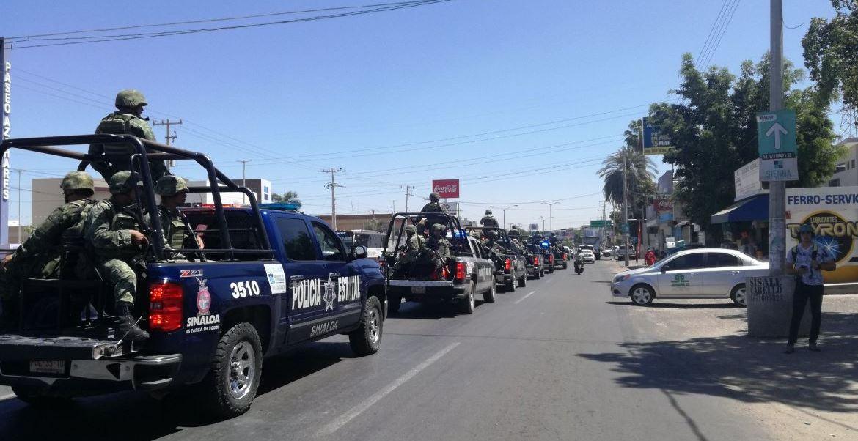 Realizan operativos de seguridad en bares y centros nocturnos de Culiacán y Mazatlán, Sinaloa