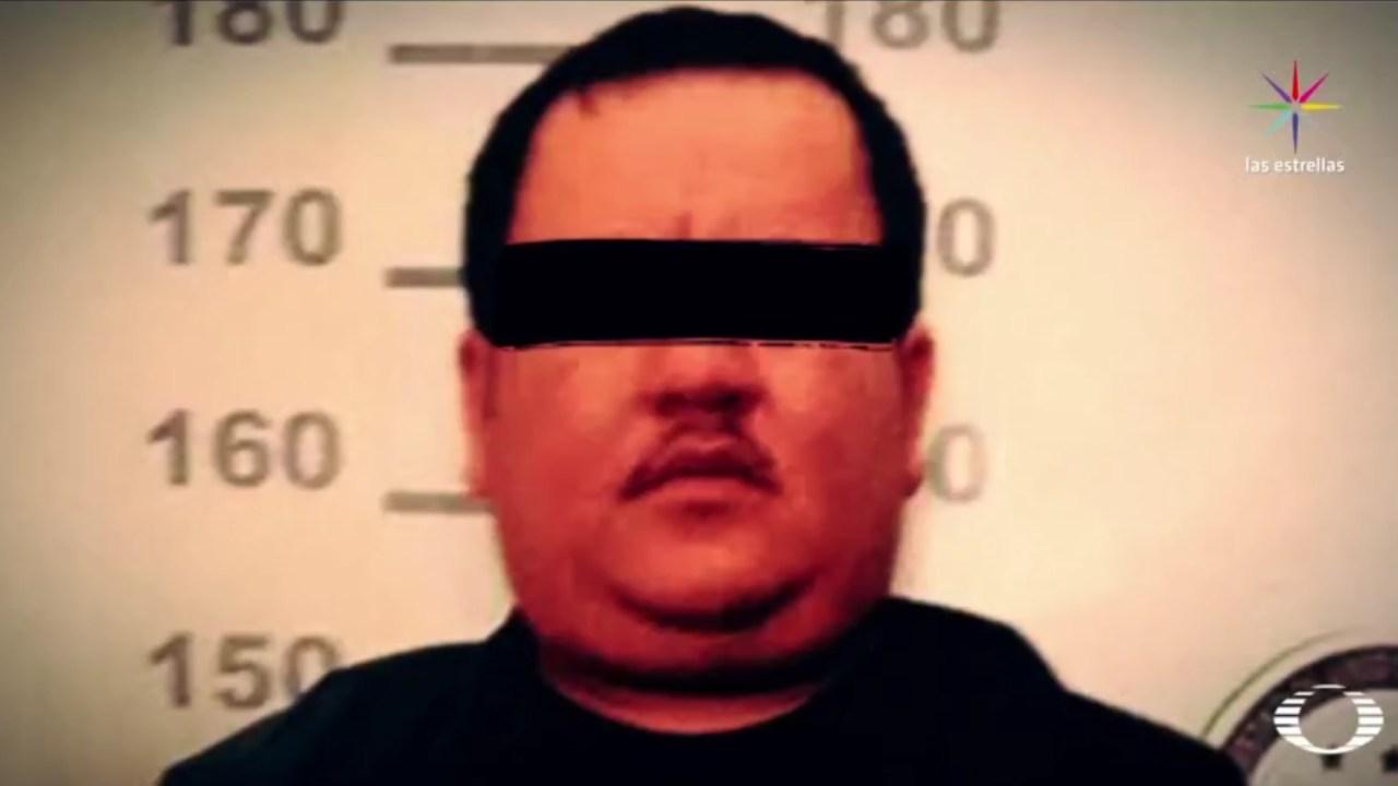  Francisco Javier Zazueta Rosales fue abatido la tarde del viernes durante un enfrentamiento con elementos de la Marina Armada de México. (Noticieros Televisa)