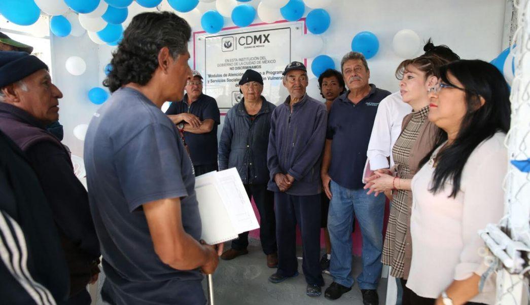 Instalan módulo de atención para personas con discapacidad en penitenciaría de la CDMX. (Noticieros Televisa)