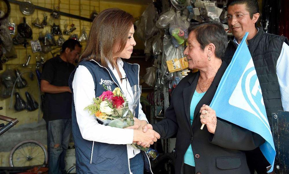 Pide Vázquez Mota a Obrador y del Mazo expliquen vínculos con Duarte. (Twitter@JosefinaVM)