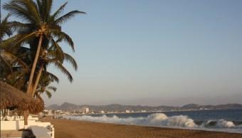 Playas de Colima se encuentran entre las más limpias del país. (Notimex, archivo)