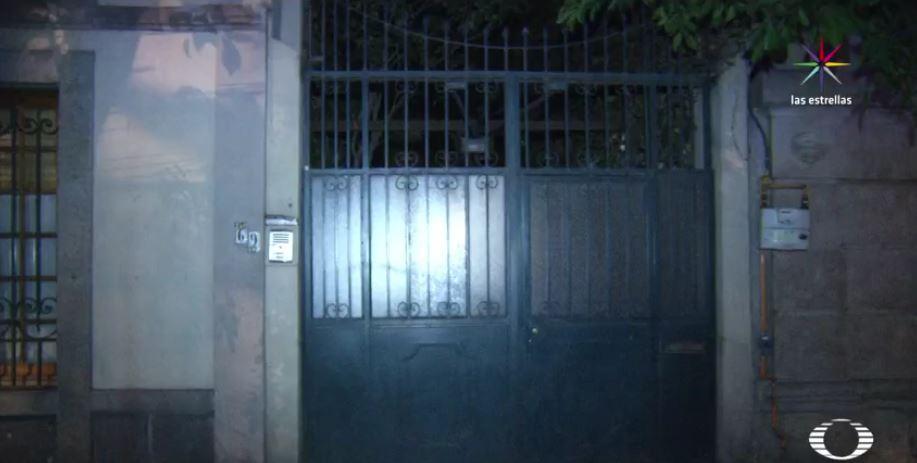 Policía capitalina frustra robo en la colonia Roma. (Noticieros Televisa)