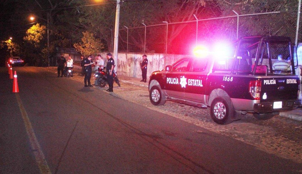 Policía Estatal de Colima. (Twitter: @gobiernocolima)