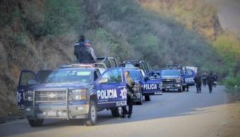 Operativo de la SSP de Sinaloa. (Facebook-SSP Sinaloa, archivo)