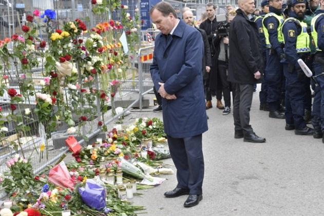 El primer ministro de Suecia Stefan Löfven (Foto: thelocal.se)
