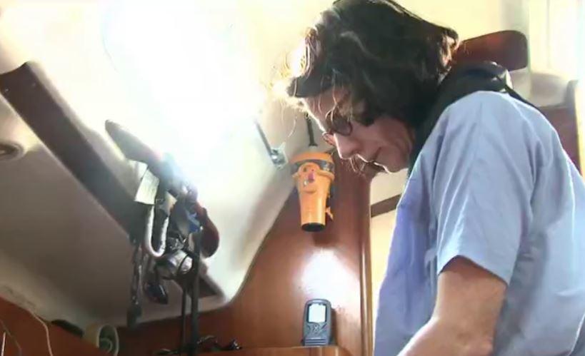 Rebecca Gomperts, directora de 'Women on Waves' (Noticieros Televisa)