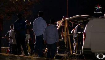 Rescatan el cuerpo del menor que cayó a un pozo en Guanajuato. (Noticieros Televisa)