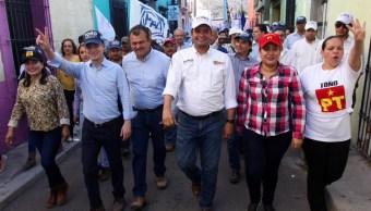 Ricardo Anaya afirma que con Antonio Echevarría se limpiará a Nayarit de la corrupción. (Twitter @RicardoAnayaC)