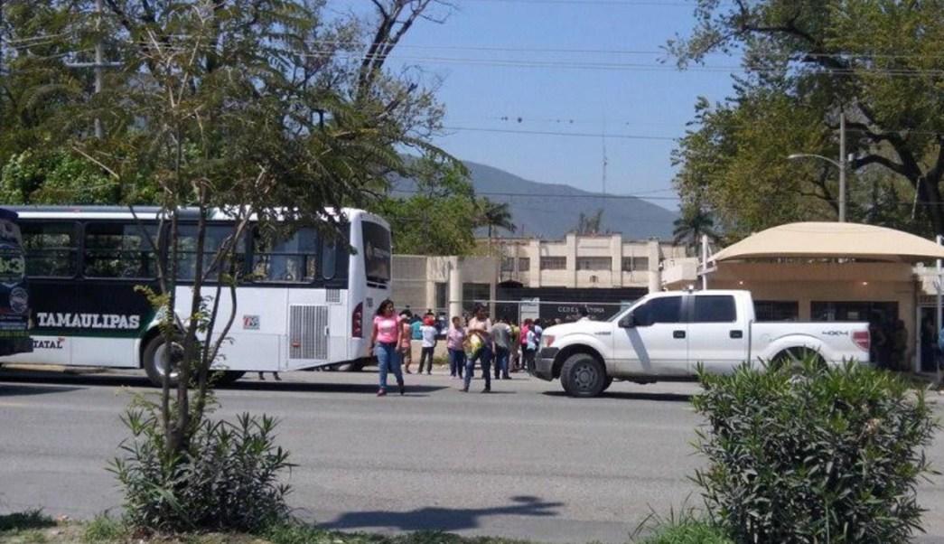 Se registra riña en penal de Ciudad Victoria, Tamaulipas. (Noticieros Televisa)
