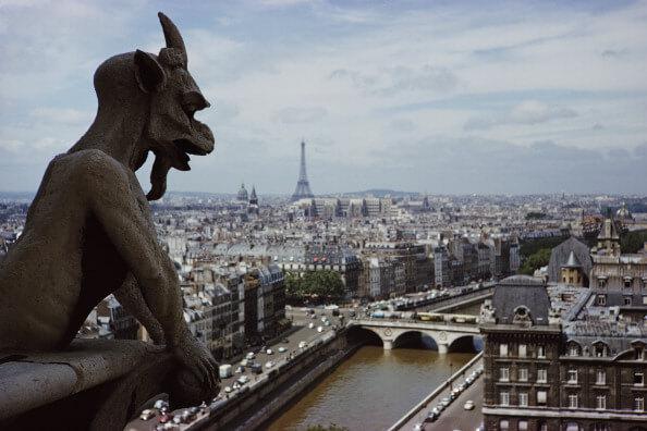 Este domingo 23 de abril se realizarán elecciones en Francia. (Getty images, archivo)
