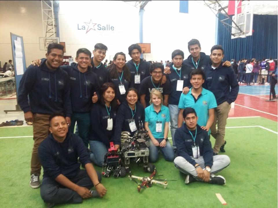 Ingenieros de Puebla participarán en Mundial de Robótica en Japón (Facebook-Instituto Tecnológico Superior de San Martín Texmelucan)