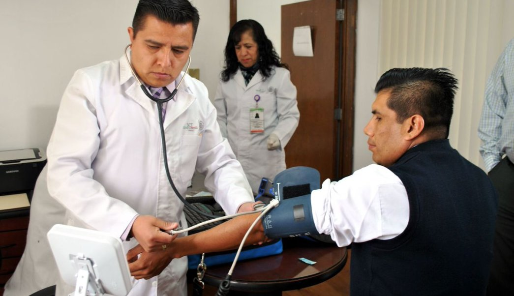 Supervisan Salud Choferes Hidalgo Vacaciones Sct