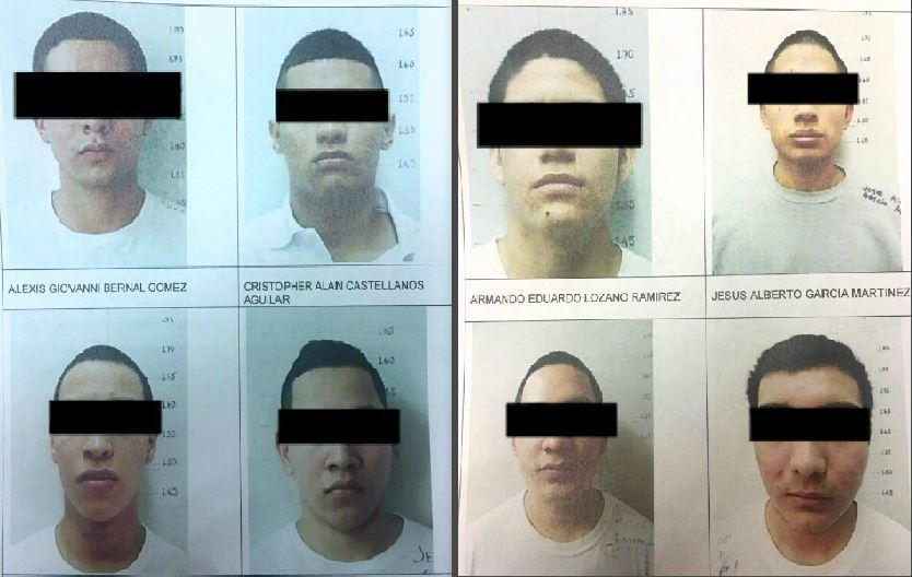 Se fugan ocho internos del Centro Tutelar para Menores en Escobedo, Nuevo León. (Twitter @rayelizalder)