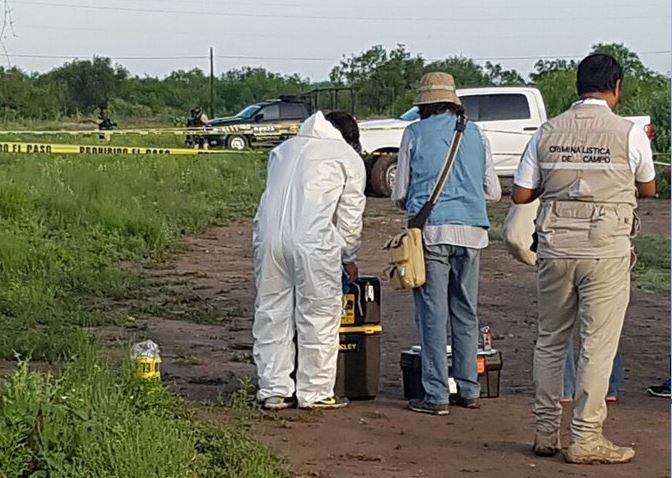 Se inician las primeras exhumaciones en Coahuila (Twitter @PGJECoahuila)