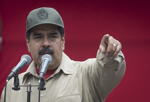 Venezuela, Nicolás Maduro, OEA, Luis Almagro, canciller,