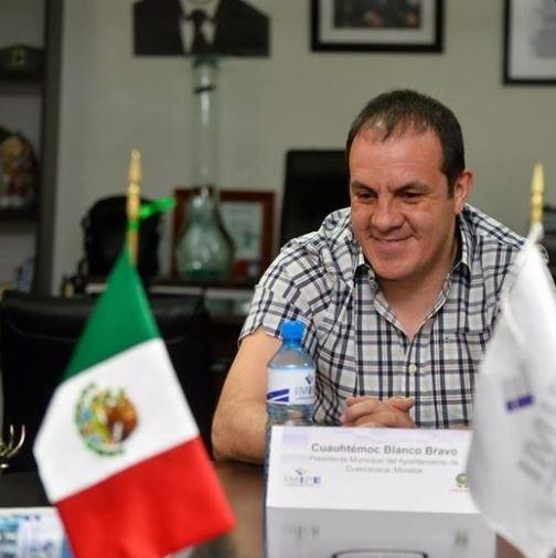El presunto asesino material del empresario Juan Manuel García, asesinado a tiros el 6 de abril pasado, declaró que Cuauhtémoc Blanco le había pagado 200 mil pesos para cometer el crimen. (Twitter@CuauhtemocBco)
