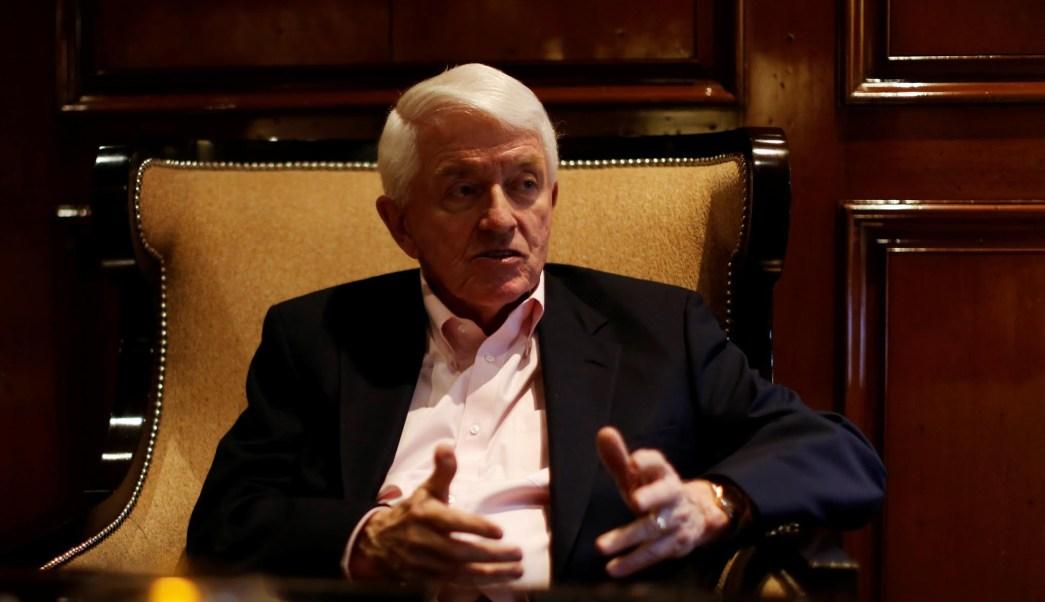 Thomas Donohue, presidente de la Cámara de Comercio de Estados Unidos (Reuters)