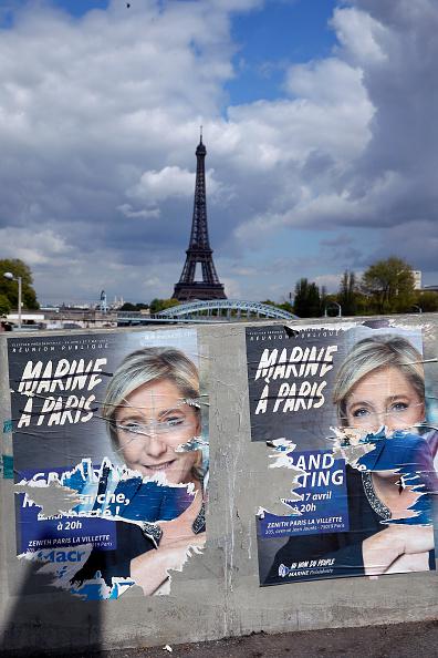 El resultado electoral en Francia puede hacer temblar los mercados. (Getty Images)