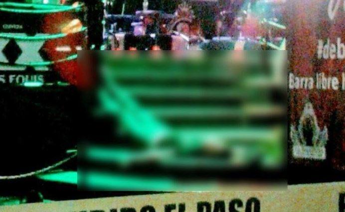 Tres hombres entraron en el bar alrededor de las cuatro de la mañana y comenzaron a disparar a los clientes, según las autoridades (Twitter @QuintanaRooLux)