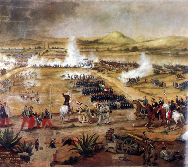5 Mayo Celebra Puebla Imagen
