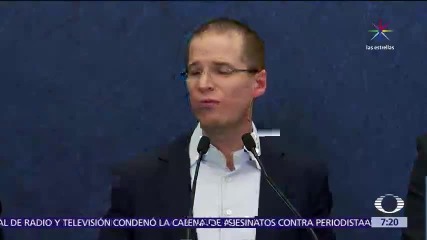 líder nacional del PAN, respaldo, Elba Esther Gordillo, Andrés Manuel López Obrador, AMLO