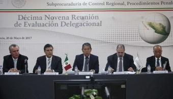 PGR refuerza estrategia contra robo de hidrocarburo