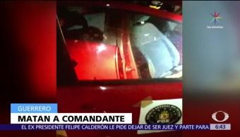 Guerrero, asesinado, Gilberto Organista Nava, atacado