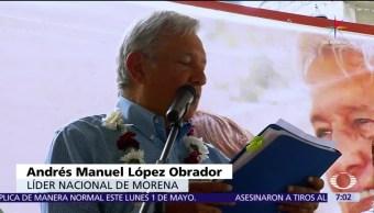 Andrés Manuel Lópe Obrador, propiedades, Miguel Ángel Yunes, gobernador, Veracruz