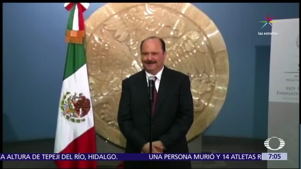 exgobernador, Chihuahua, exgobernador de Chihuahua, aparehendido, Javier Corral