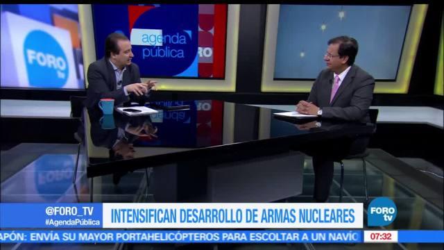 internacionalista, Adolfo Laborde, Norcorea, armas nucleares