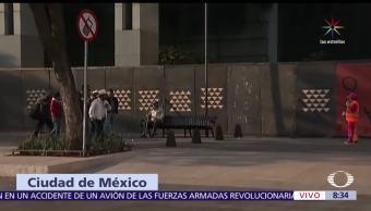 marchas, dia del trabajo, operativos, Ciudad de México