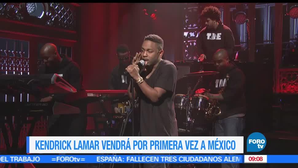 espectaculos, entretenimiento, rapero Kendrick Lamar, Monterrey