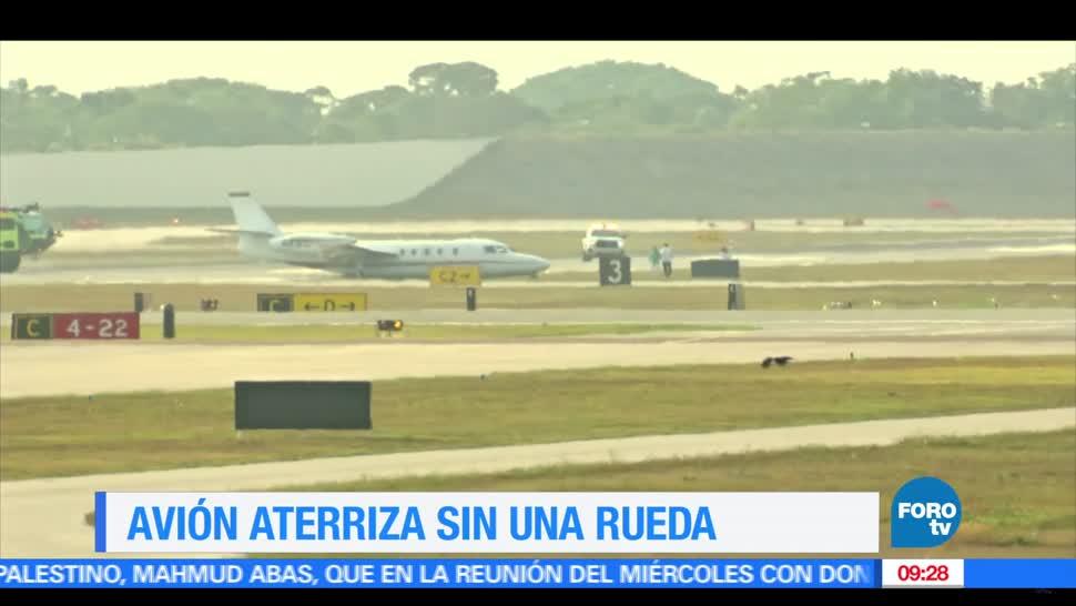 avión, Belice, aterrizaje de emergencia, aeropuerto