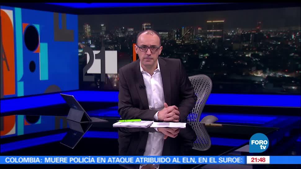 noticias, televisa news, Hora 21, Programa del 1 de mayo de 2017, Programa completo,
