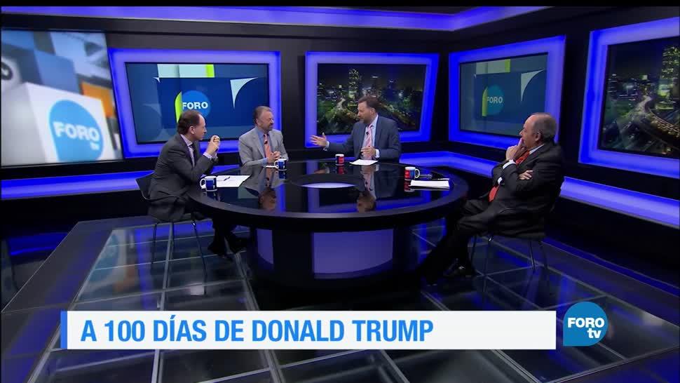noticias, forotv, 1OO dias, Donald Trump, presidente de Estados Unidos, gobierno
