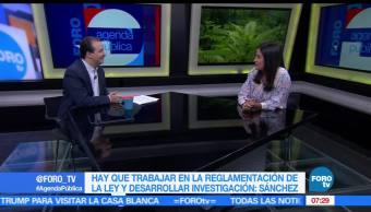 Lisa Sánchez, drogas, derivados de marihuana, México