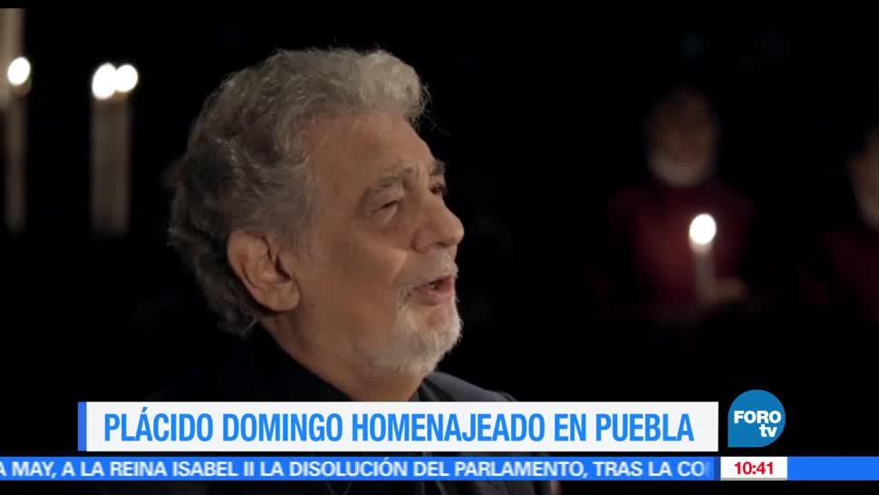 tenor, Placido Domingo, trabajo filantrópico. concierto