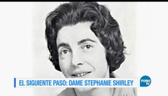 El siguiente paso, Dame Stephanie Shirley, empresaria informática, Freelance Programmers