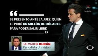noticias, televisa news, Luis Miguel, libre, pagar una fianza, demanda